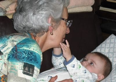 Oscar und Nonna